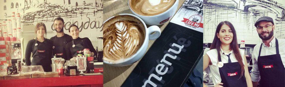 Ο καφές μας αποτελεί αποτέλεσμα έρευνας κι εμπειρίας 30 ετών και δεν έγινε τυχαία δημοφιλής