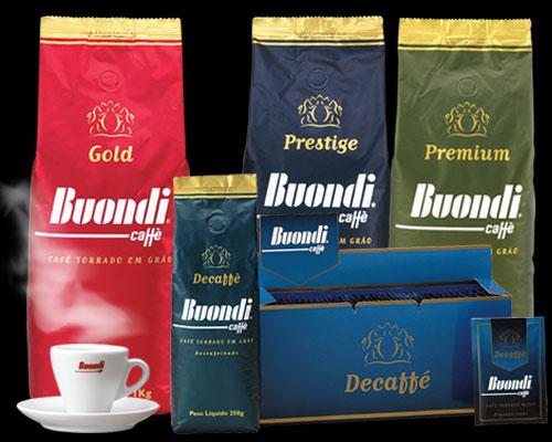 Buondi Espresso – Premium Only