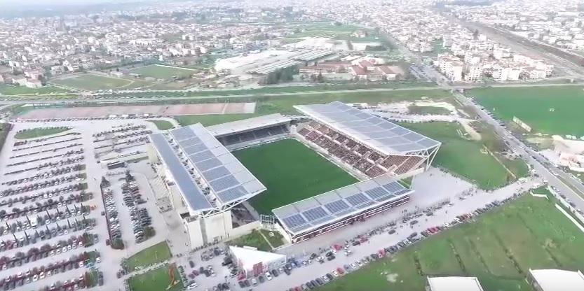 Λάρισα – AEL FC ARENA